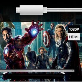 NedRo - MHL la HDMI Samsung S6 S6 Edge Note 5 Huawei P8 P9 - Samsung cabluri de date  - AL574-CB www.NedRo.ro