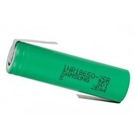 Samsung - Samsung INR18650-25R 20A - Size 18650 - NK251 www.NedRo.us