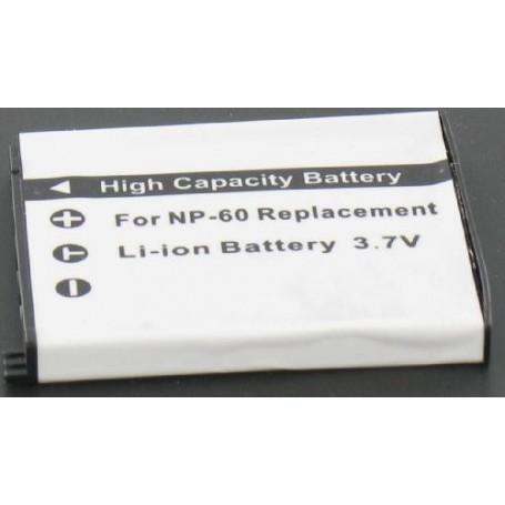 NedRo, Acumulator compatibil cu Casio NP-60, Casio baterii foto-video, V189, EtronixCenter.com