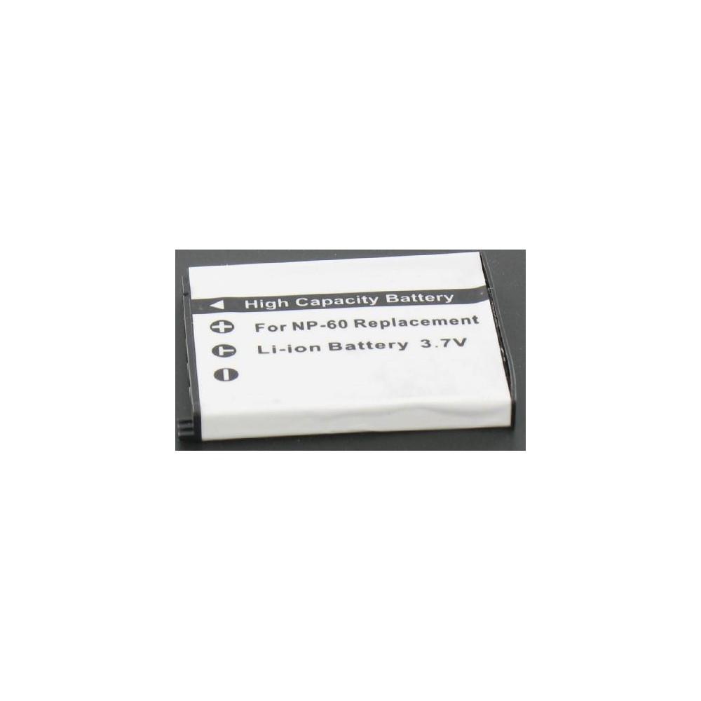 Accu Batterij compatible met Casio NP-60