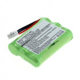 Batterij voor Bang & Olufsen BeoCom 6000 NiMH
