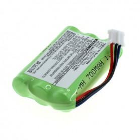 OTB - Batterij voor Bang & Olufsen BeoCom 6000 NiMH ON2155 - Vaste telefonie accu's - ON2155-C www.NedRo.nl