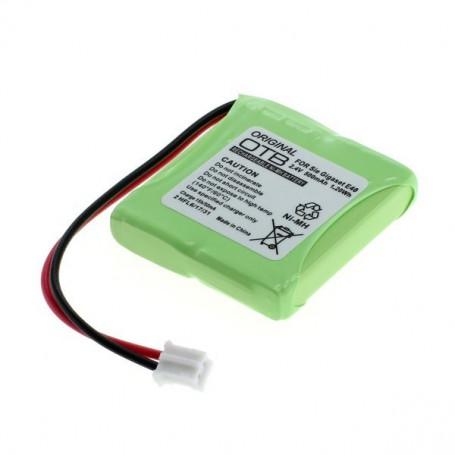 OTB - Batterij voor Siemens Gigaset E40 500mAh - Siemens telefoonaccu's - ON2260 www.NedRo.nl