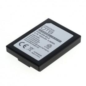Battery for Nikon EN-EL2 Li-Ion 800mAh