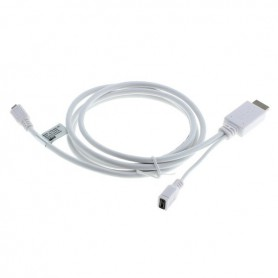 OTB - HDMI-Adaptercable for Samsung EIA2UHUN / HTC M490 ON1208 - Samsung datakabels - ON1208-C www.NedRo.nl
