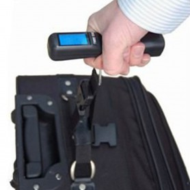 NedRo, Digitale Weegschaal met haak tot 40kg, Digitale weegschalen, AL561, EtronixCenter.com