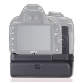 Travor, Batterij grip compatibel met Nikon D3400 DSLR, Nikon foto-video batterijen, AL559, EtronixCenter.com