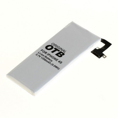 NedRo - Battery for Apple iPhone 4S 1350mAh ON1927 - iPhone phone batteries - ON1927