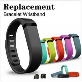 NedRo, TPU armband voor Fitbit Flex, Armbanden, AL531-CB, EtronixCenter.com
