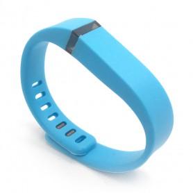 NedRo - TPU armband voor Fitbit Flex - Armbanden - BU-AL531-S www.NedRo.nl