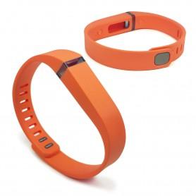 NedRo - TPU armband voor Fitbit Flex - Armbanden - OR-AL531-L www.NedRo.nl