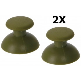 Oem - 2 x PS2 PS3 Controller Thumb Stick Cap with Big Hole - PlayStation 3 - TM50-CB