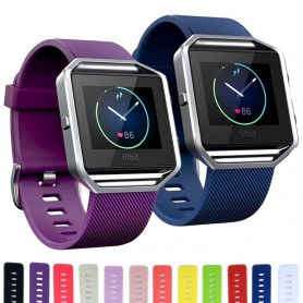 OTB - TPU Silicone bracelet for Fitbit Blaze - Bracelets - AL522 www.NedRo.us