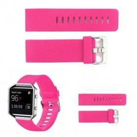 NedRo - TPU Siliconen armband voor Fitbit Blaze - Armbanden - AL522-C www.NedRo.nl