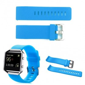 NedRo - TPU Silicone bracelet for Fitbit Blaze - Bracelets - AL522-C-CB www.NedRo.us