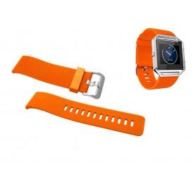 NedRo - TPU Siliconen armband voor Fitbit Blaze - Armbanden - AL522-CB www.NedRo.nl
