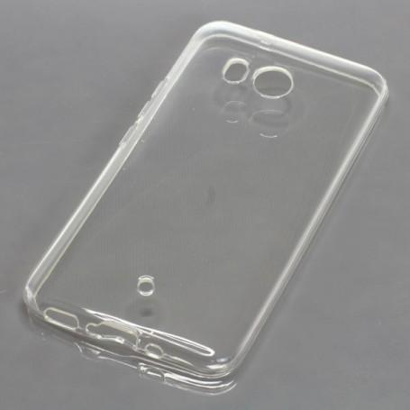 OTB - TPU Case voor HTC U11 transparent - HTC telefoonhoesjes - ON4721-C www.NedRo.nl