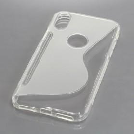 OTB - Husa TPU pentru Apple iPhone X / XS - iPhone huse telefon - ON4724-CB www.NedRo.ro