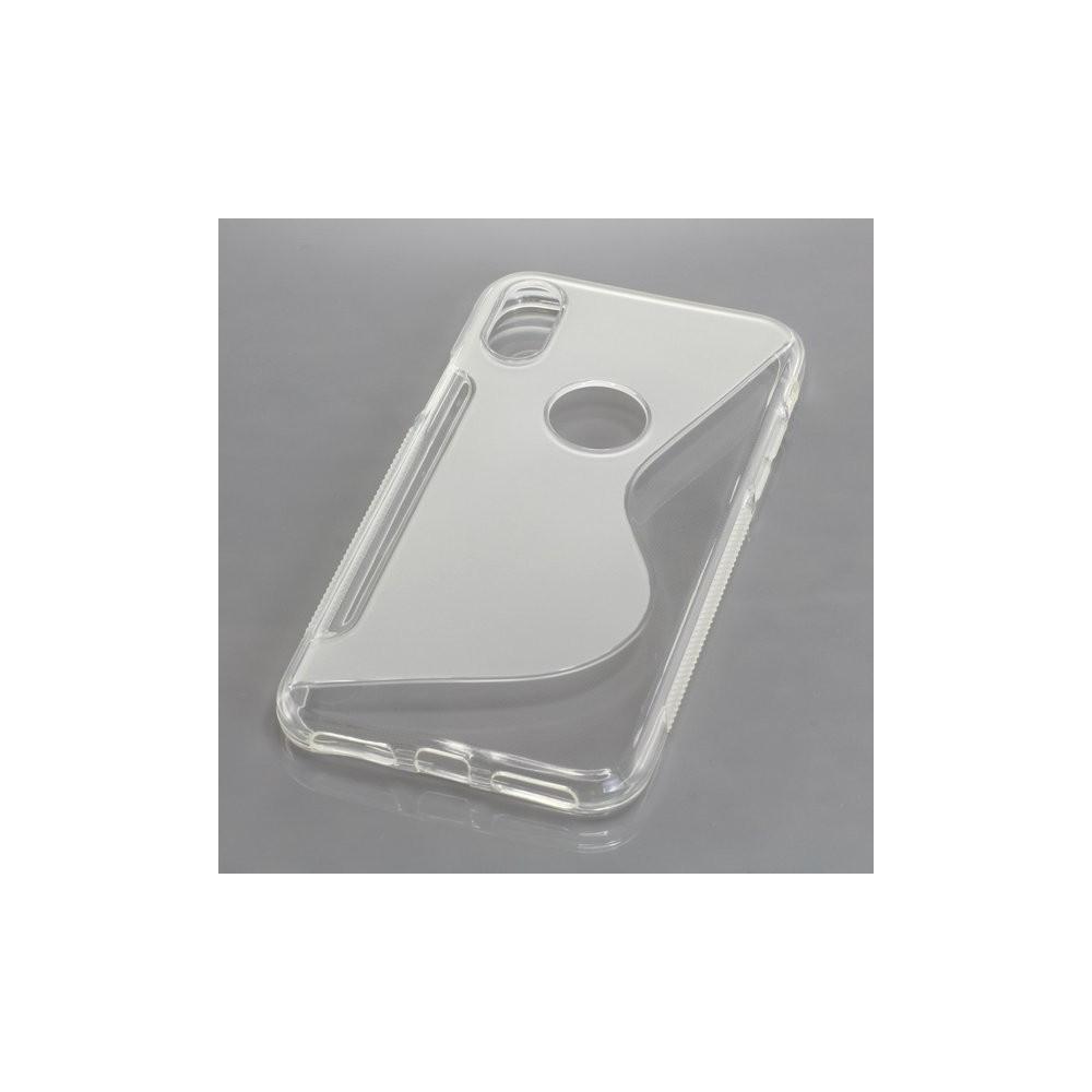 OTB - TPU Case for Apple IPhone X S-CURVE Transparent - iPhone huse telefon - ON4724 www.NedRo.ro