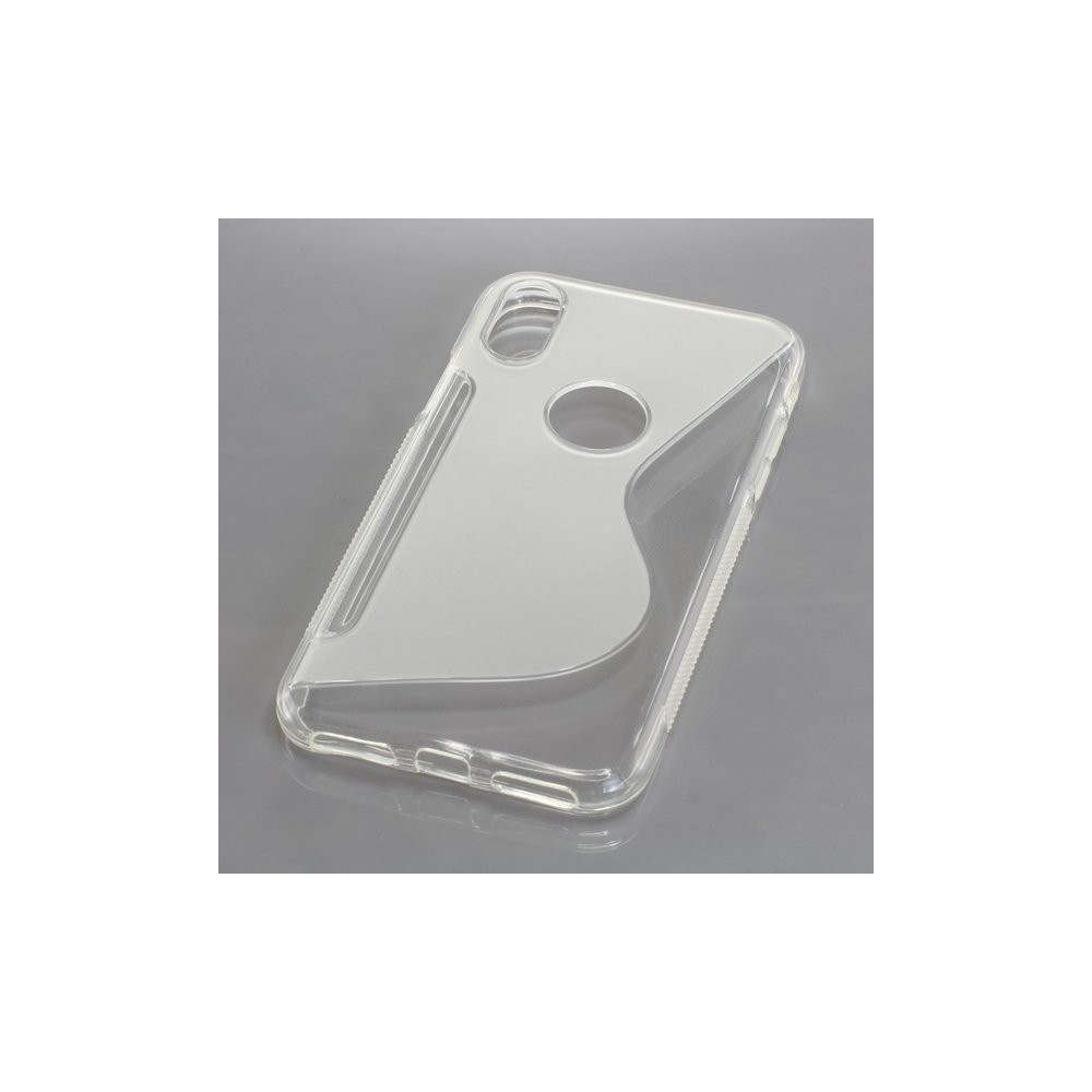 OTB - TPU Case voor Apple IPhone X S-CURVE Transparant - iPhone telefoonhoesjes - ON4724 www.NedRo.nl