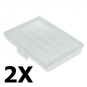 OTB - Transportbox Batterijen Mignon (AA) / Micro (AAA) - Batterijen accessories - ON4727 X 2 www.NedRo.nl
