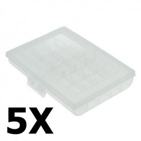 OTB - Transportbox Batterijen Mignon (AA) / Micro (AAA) - Batterijen accessories - ON4727 X 5 www.NedRo.nl