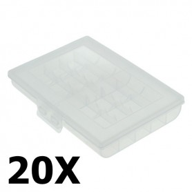 OTB - Transportbox battery Mignon (AA) / Micro (AAA) - Battery accessories - ON4727-CB www.NedRo.us