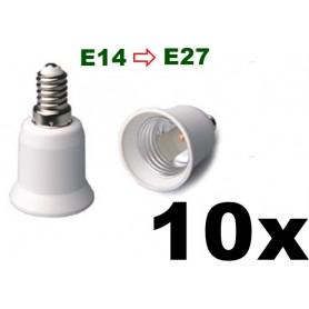NedRo - E14 to E27 fitting converter base - Light Fittings - LCA01-CB