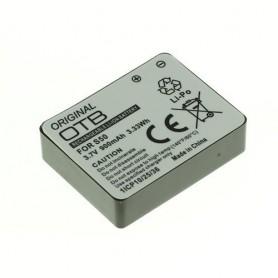 Batterij voor Rollei Actioncam S-50 WiFi