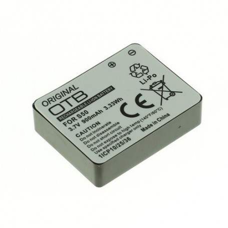 OTB - Batterij voor Rollei Actioncam S-50 WiFi - Andere foto-video batterijen - ON1931 www.NedRo.nl