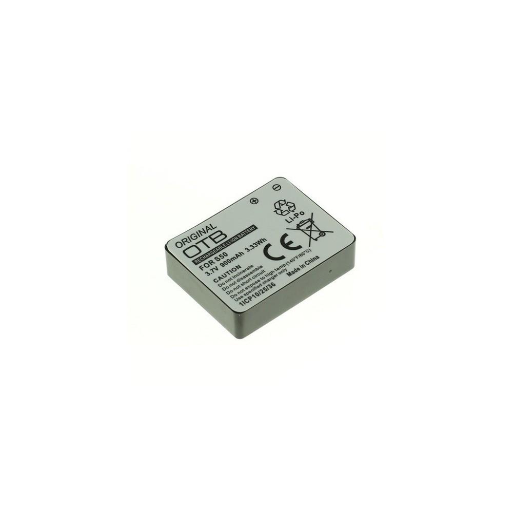 OTB - Batterij voor Rollei Actioncam S-50 WiFi ON1931 - Andere foto-video batterijen - ON1931 www.NedRo.nl