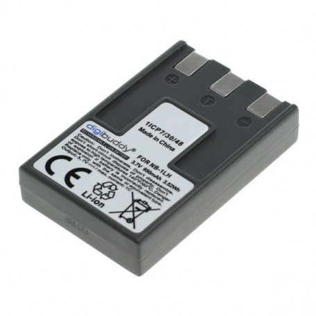 OTB, Battery for Canon NB-1LH Li-Ion ON1596, Canon photo-video batteries, ON1596