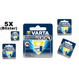 OTB - Varta Battery Professional Electronics V11A 4211 - Andere formaten - ON3925-5x www.NedRo.nl