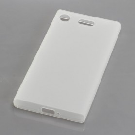OTB - TPU Case voor Sony Xperia XZ1 Compact - Sony telefoonhoesjes - ON5000-CB www.NedRo.nl