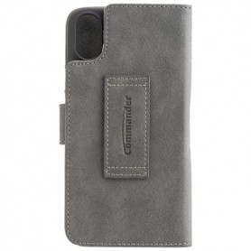 Commander, COMMANDER Bookstyle case for Apple iPhone X, iPhone phone cases, ON4770-CB, EtronixCenter.com