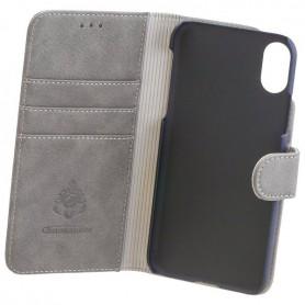 Commander, Commander Book Case voor Apple iPhone X, iPhone telefoonhoesjes, ON4770-CB, EtronixCenter.com