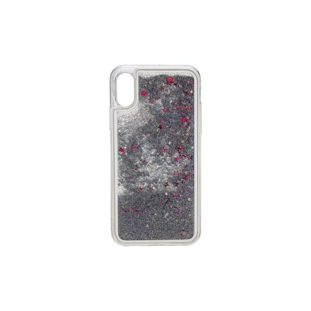 Peter Jäckel - URBAN Style Back Cover glamour für APPLE IPHONE X - Silver - iPhone phone cases - ON4776-C www.NedRo.de