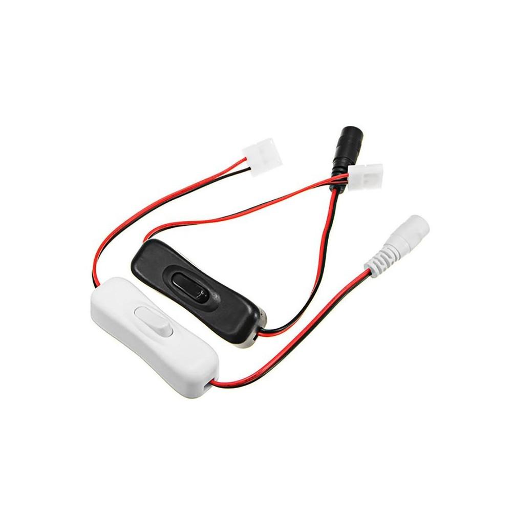 Single Color Dimmer 12V-24V Plug and Play