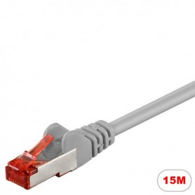 OTB - Network Cable CAT 6 S / FTP PIMF CU - Network cables - ON2822-CB www.NedRo.us
