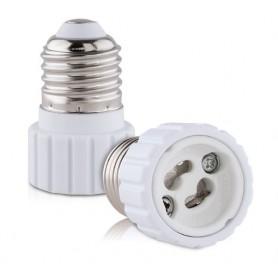 NedRo, E27 naar GU10 converter 2 Stuks, Lamp Fittings, AL792-CB, EtronixCenter.com