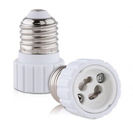 NedRo - E27 naar GU10 converter - Lamp Fittings - LCA21-CB www.NedRo.nl