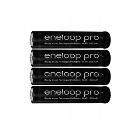 Panasonic eneloop PRO AAA / Micro / HR03 /R3 900mAh 1.2V chargeable battery