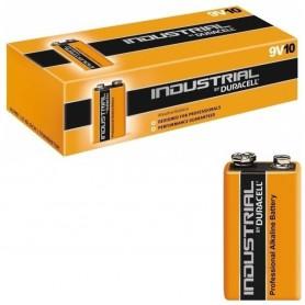 Duracell - Duracell Industrial 9V 6LR61 alkalinebatterij - C D 4.5V XL formaat - BL061-C www.NedRo.nl