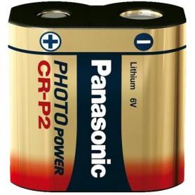 Panasonic - Panasonic LITHIUM Power CRP2 CR-P2 batterij blister NK087 - Andere formaten - NK087-CB www.NedRo.nl