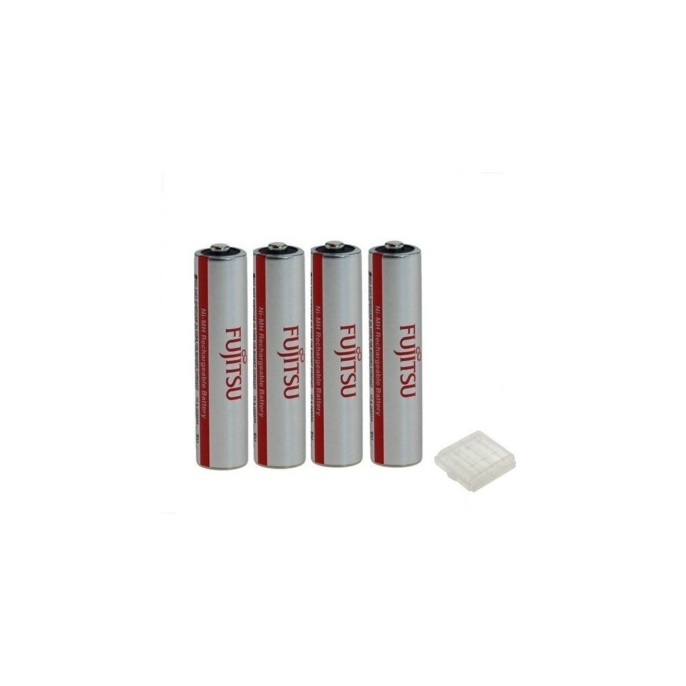 Fujitsu - AAA Fujitsu FDK HR4U Rechargeable Battery 1000mAh - Format AAA - ON1310 www.NedRo.ro