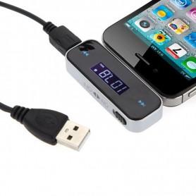 NedRo - Auto MP3-speler 3.5mm draadloze FM-zender - Wireless - AL849 www.NedRo.nl