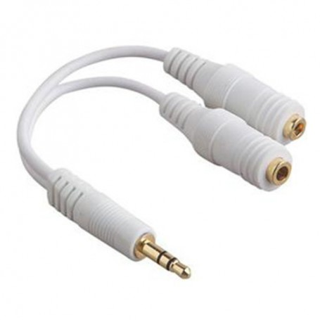 NedRo, iPhone 3.5mm Headphone Splitter Cable YAI328, Audio adapters, YAI328