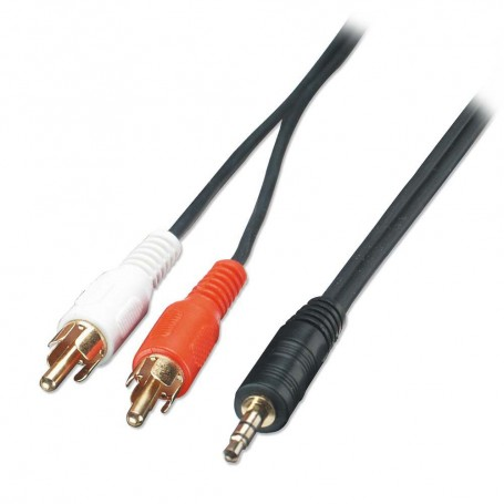unbranded, 2.5M RCA cable 3.5 mm JACK TO PLUG 49139, Audio cables, YAK152