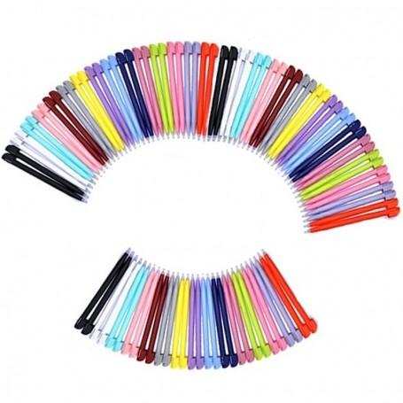 NedRo - 6 x Stylus Pen voor Nintendo DS Lite - Gemengde kleuren - Nintendo DS Lite - AL575 www.NedRo.nl