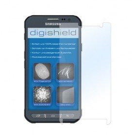 digishield, Folie sticlă (Tempered Glass) pentru Samsung Galaxy XCover 3 SM-G388F, Samsung Galaxy sticle, ON1914, EtronixCent...